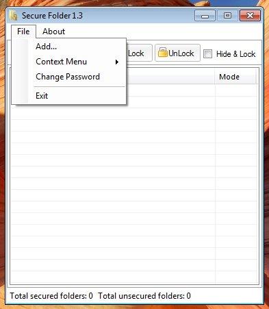Secure-Folder