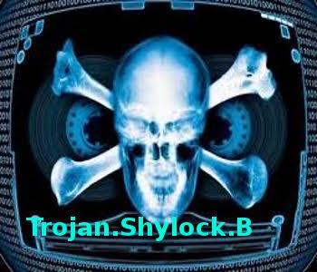 Trojan.Shylock.B