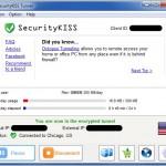 SecurityKISS: El Servicio de VPN gratuito