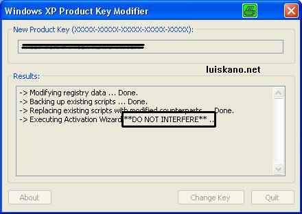 key-change