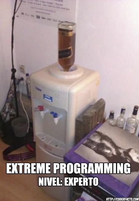 nivel avanzado de programacion