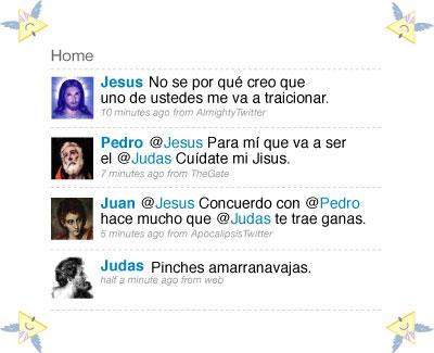 Jesús Twitter